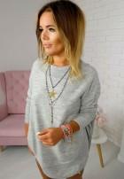 19 Sweter Aida Szary