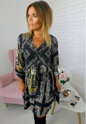 Sukienka Somali Black