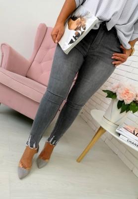 K079 Spodnie Grey Flavor