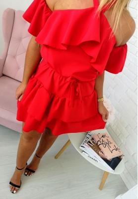 Sukienka Barcelona Red