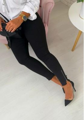9519 Spodnie Lou Black