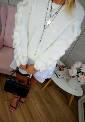 SC071 Sweter Chiara Ecru