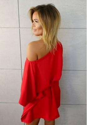 Sukienka Femina Czerwona