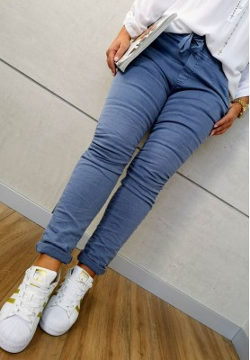 8139 Spodnie Baggy Jeans