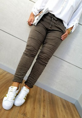8139 Spodnie Baggy Fango