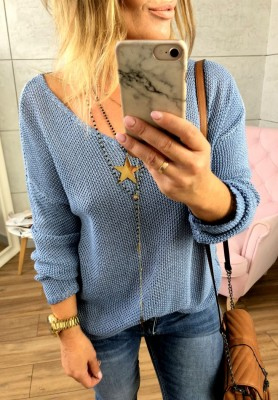Sweter Rust Jeans
