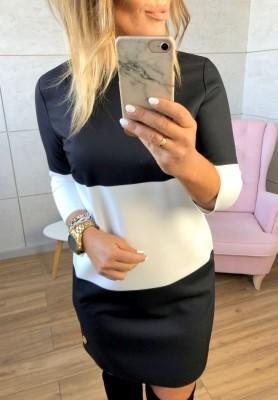 Sukienka Impress Black&White
