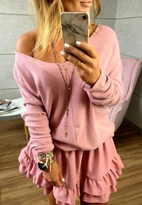 Sweter Jasmine Puder