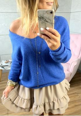 Sweter Jasmine Niebieski