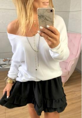 Sweter Jasmine Biały