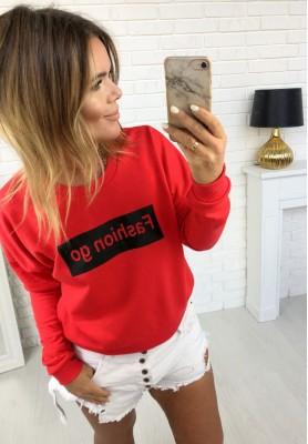 Bluza Fashion Go Czerwona