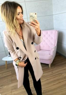 Płaszcz Double Nude