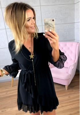 Sukienka Just Czarna