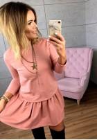 Sukienka Emi Brudny Róż