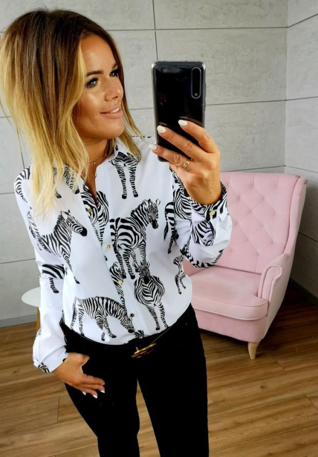 Koszula Zebra