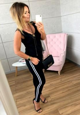 Spodnie Selected Black