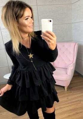 Sukienka Hose Czarna