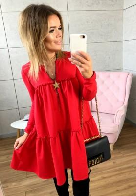 Sukienka Ruby Czerwona