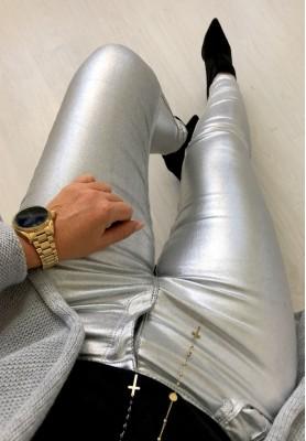 Spodnie Woskowane Silver Crop