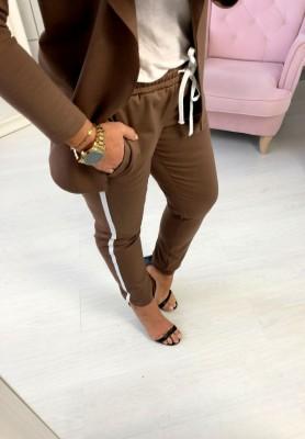 Spodnie Sporty Chocolate