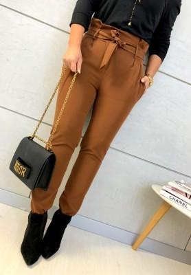 Spodnie Barb Camel