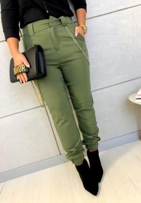 Spodnie Military Khaki