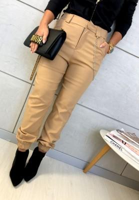Spodnie Military Beż
