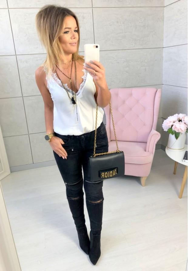 Spodnie Nicki Black