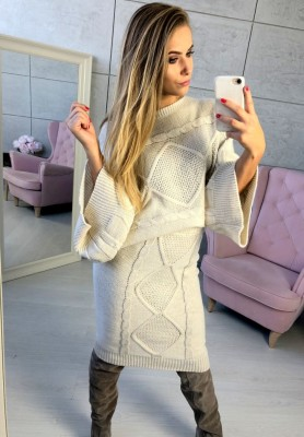 Spódnica Jane Beż