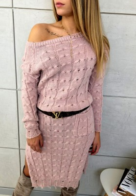 Sukienka Sweter Inez Puder