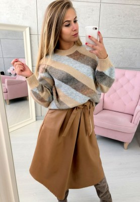 Spódnica Roxette Camel