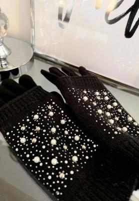 Rękawiczki Glow Black