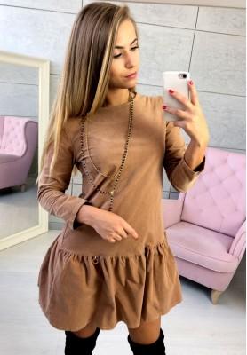 Sukienka Action Camel