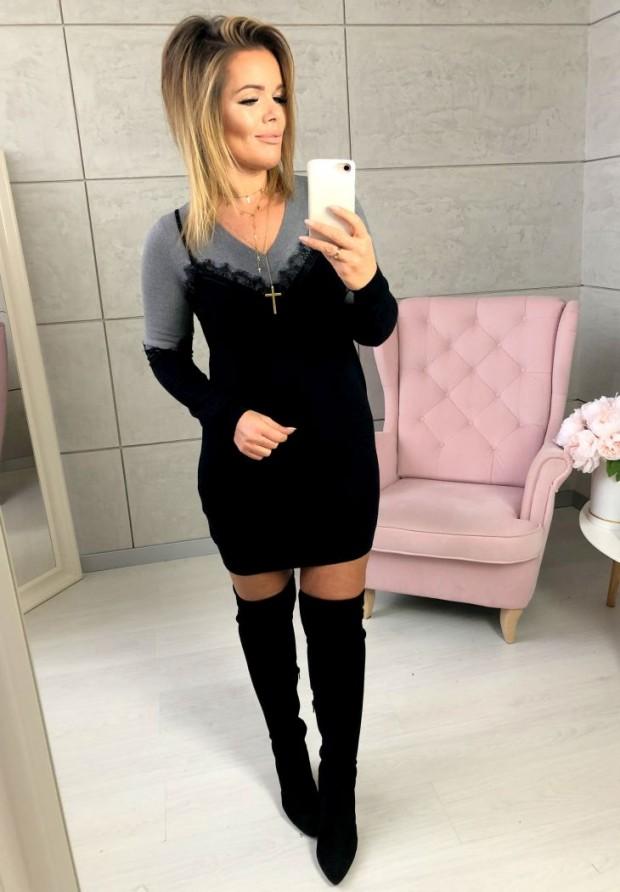 Sukienka Fede Szarość