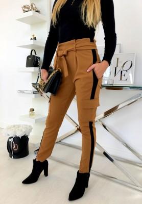 Spodnie Linares Camel