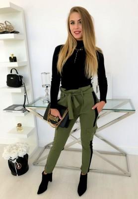 Spodnie Linares Khaki