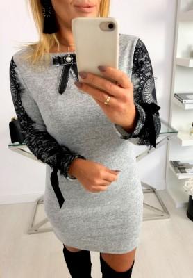 Sukienka Davines Grey