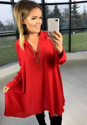 Sukienka Verona Czerwień