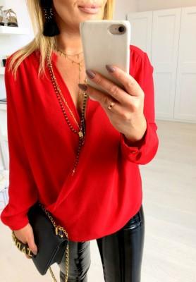 Koszula Moments Czerwień