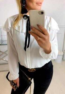 Bluzka Koszula Brasco Biel