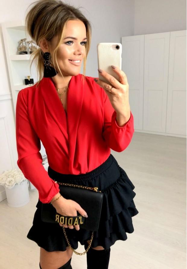 Body Jersey Czerwień