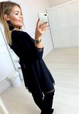 Sukienka Leder Czerń