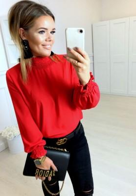 Bluzka Amour Czerwień