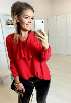 Bluzka Grande Czerwień