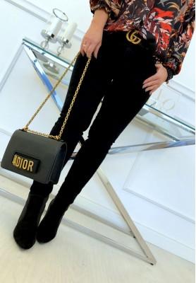 Spodnie Ivet Black