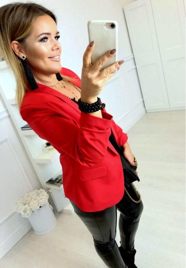 Marynarka Chloe Czerwień