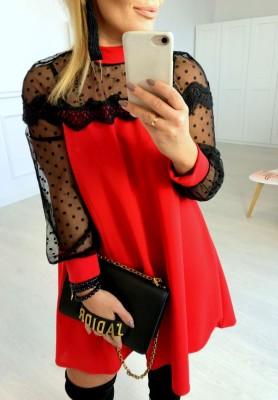 Sukienka Santa Czerwień