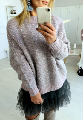 Sweter Glory Lawenda