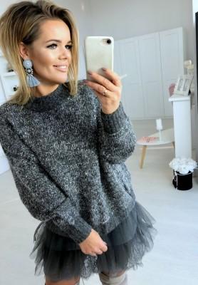 Sweter Glory Grafit