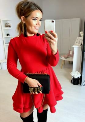 Sukienka Vacaldo Czerwień